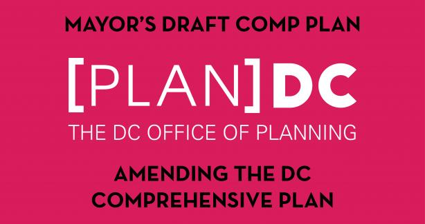 Mayors Draft Comp Plan