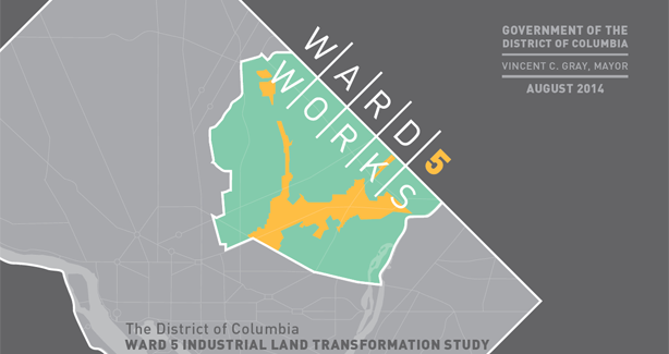 Photo of Ward 5 Industrial Land Transformation Study Report