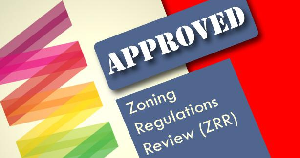 Image for ZC Approves New Zoning Code Through ZRR Process