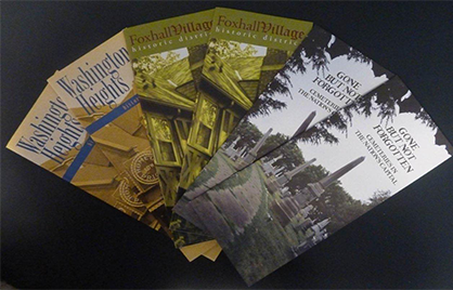 DC Historic Preservation Brochures