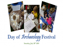 2019 Day of Archaeology Festival