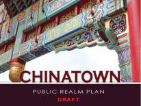 Image of Chinatown Public Realm Plan