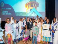 Ethiopian Orthodox Tewahedo Congregation 2015 Awardee