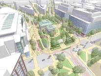Image of cover of Mount Vernon Square District Projects