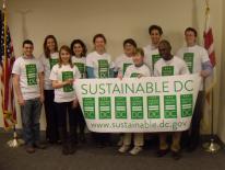 Sustainable DC Organizers