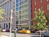 Image of American Society of Nephrology, street scene