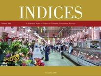 Image of cover of DC Data Reports Indices 2009
