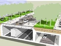 Maryland Avenue, SW Plan