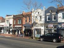 Mt. Pleasant - Ward 1 street scene