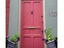 Photo of Draft Door Repair